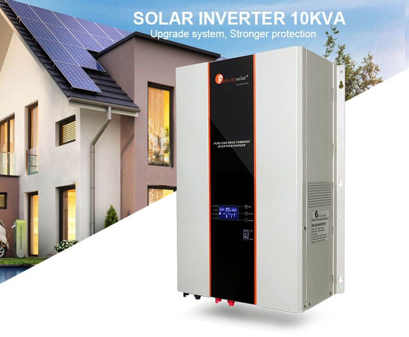 10k inverter with controller